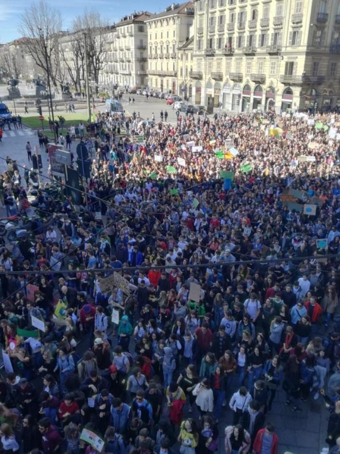 sciopero per il clima-torino (11)