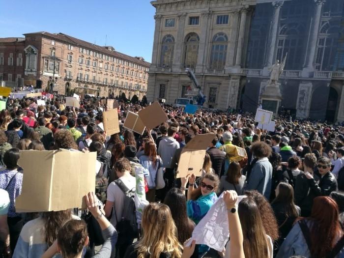 sciopero per il clima-torino (15)