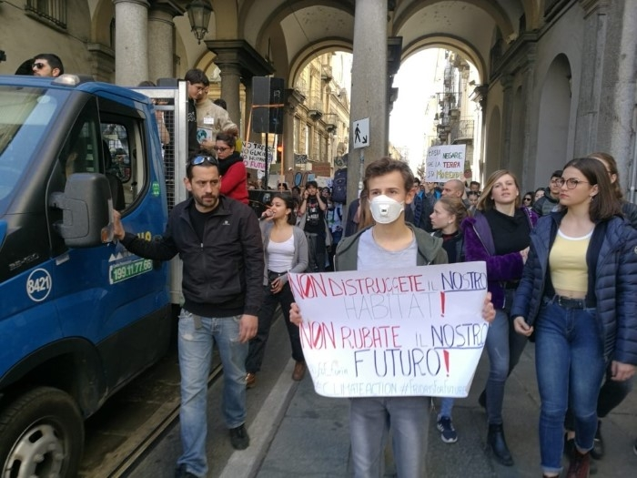 sciopero per il clima-torino (4)