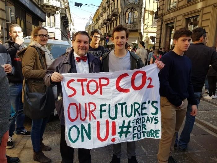 sciopero per il clima-torino (7)
