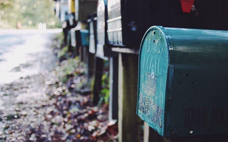 aspettare una lettera