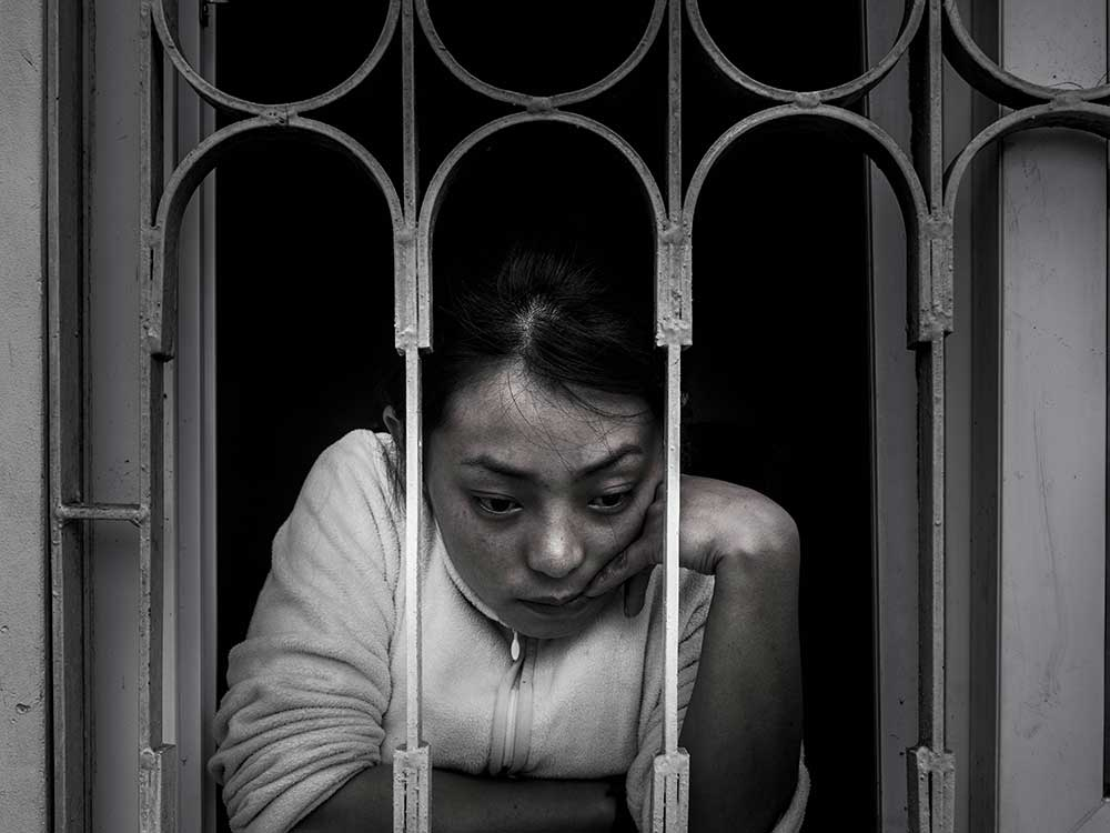 donna schiava