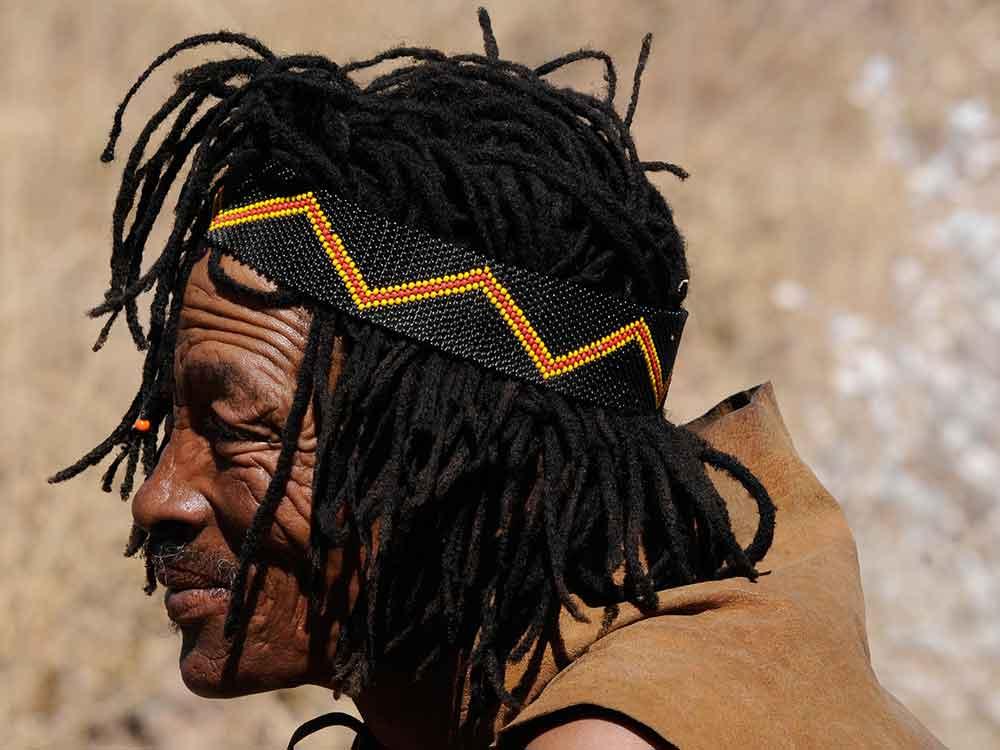 Indigeno del Botswana
