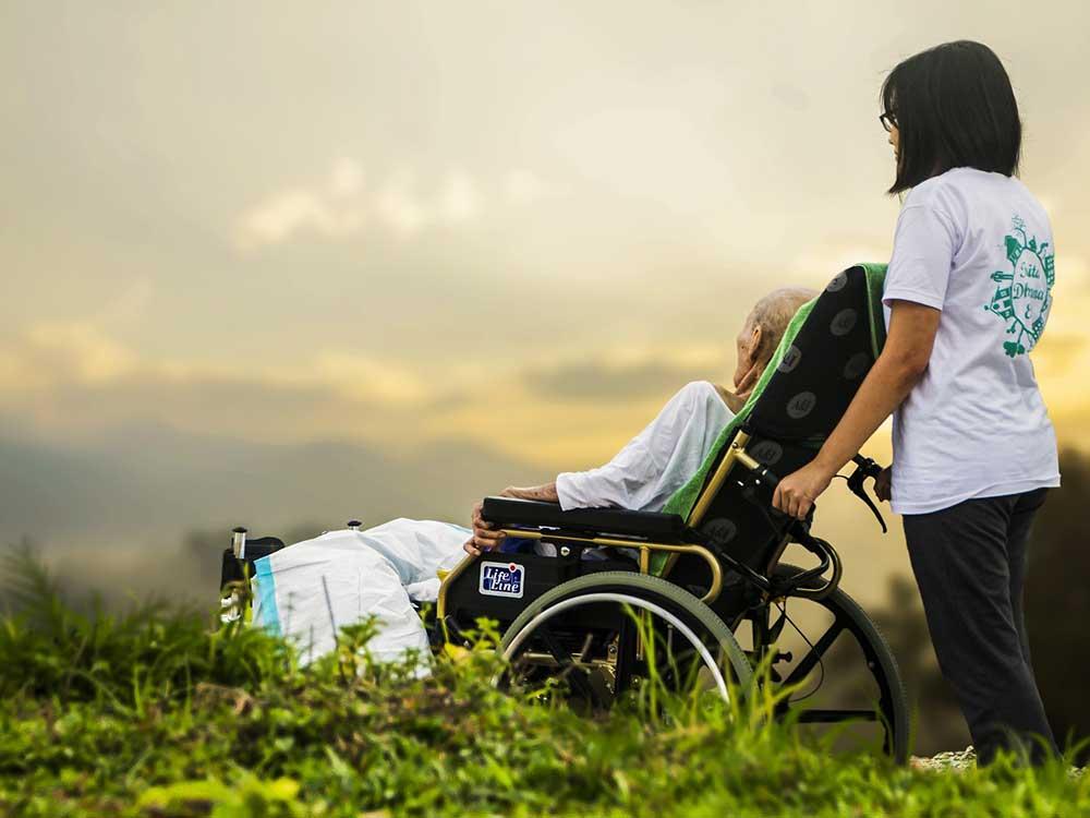Caregiver e malati