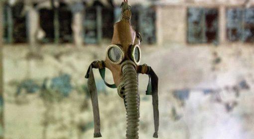 maschera anti gas