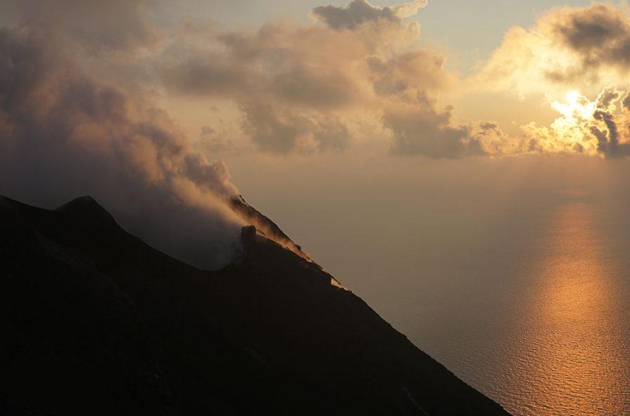Vulcano di Stromboli