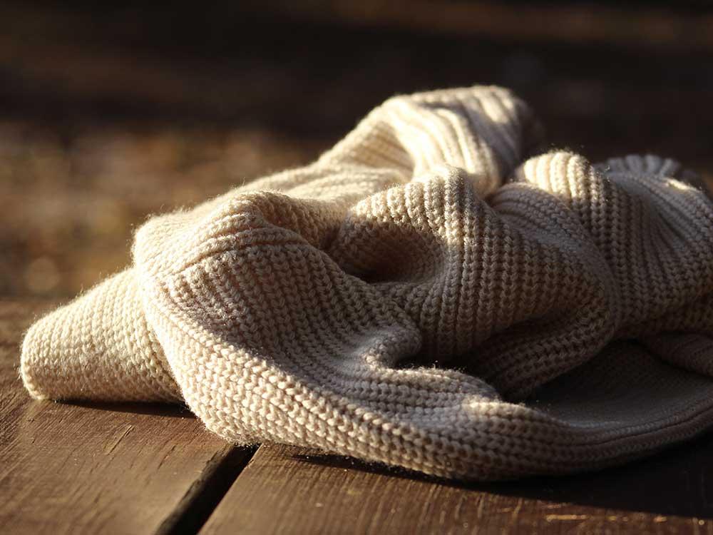 capo in lana