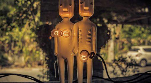 coppia uomo e donna