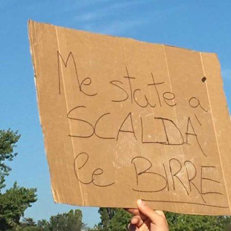 Sciopero scuola 27 settembre Senigallia