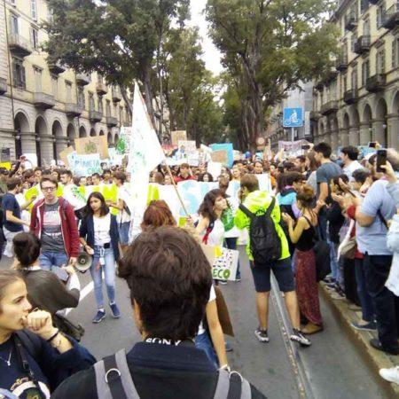 Sciopero scuola 27 settembre Torino