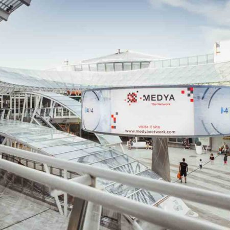 i404.it sul circuito Medya Network, Centro Commerciale Meridiana