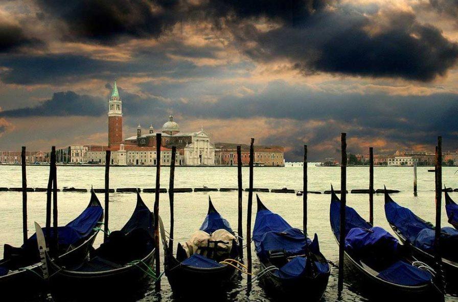 Venezia allagata