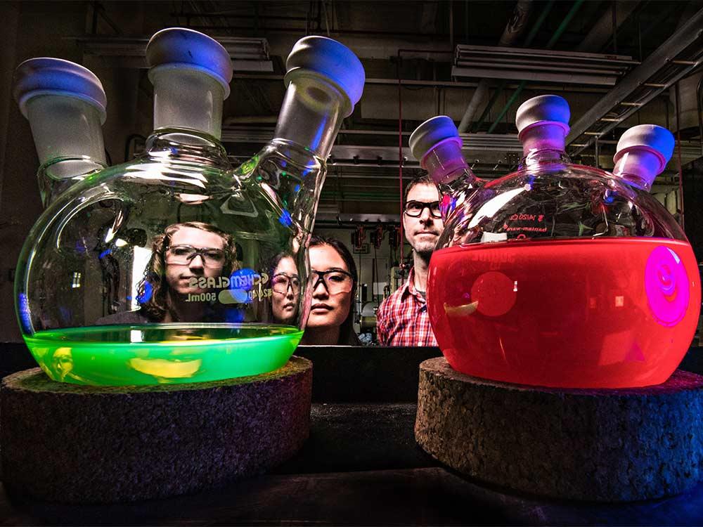ricercatori scientifici