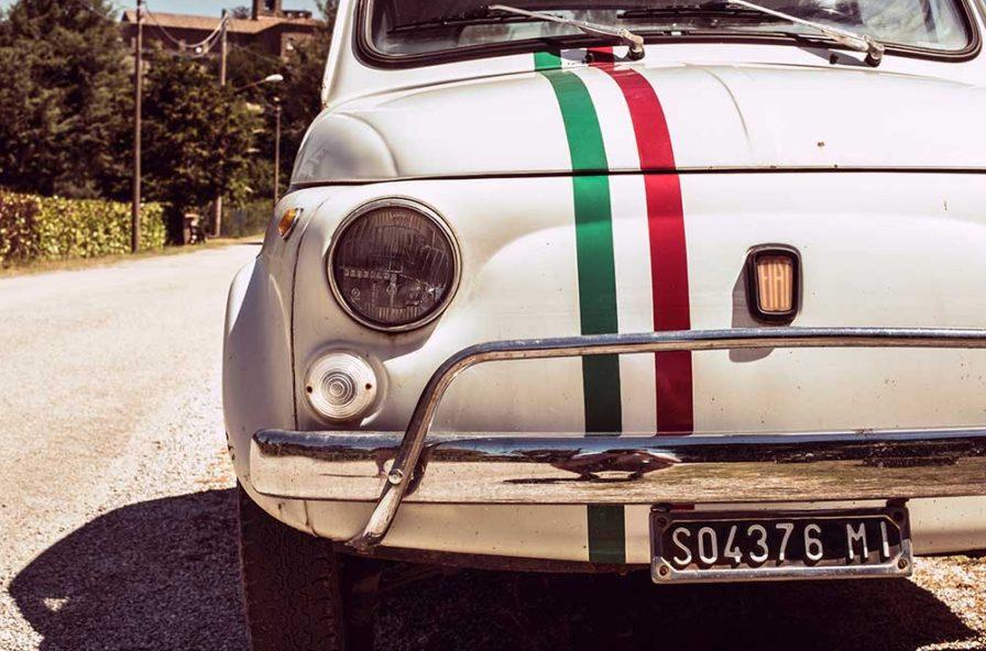 500 Fiat Italia