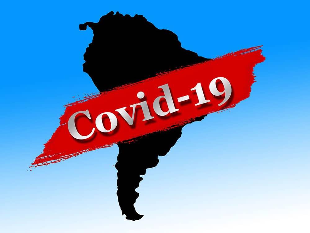 Covid-19 Sud America