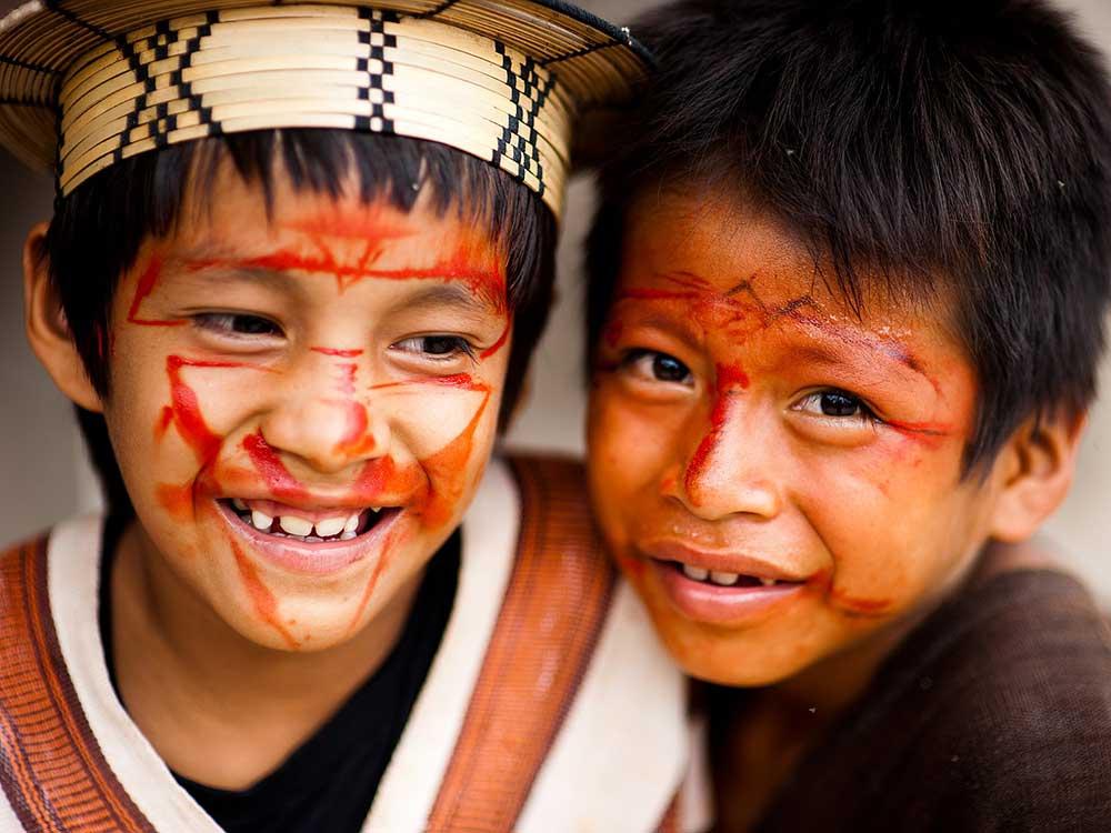 popolazioni indigene