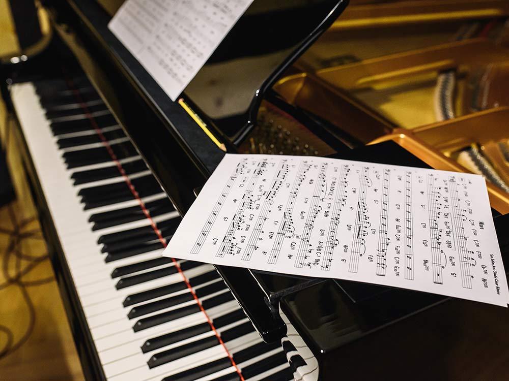 Musica di Ennio Morricone