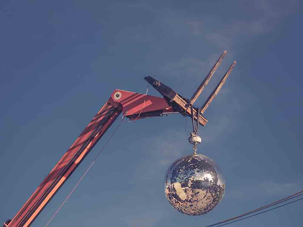 palla discoteca
