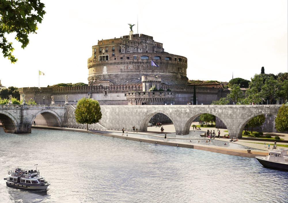 Castel sant'Angelo by IN-NOVA STUDIO