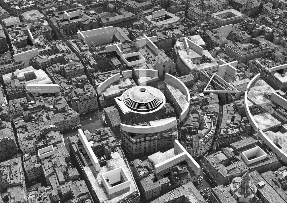 Pantheon by CITIZENSTUDIO
