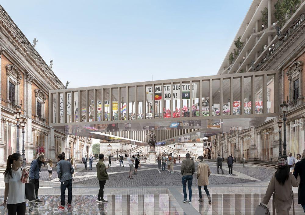Piazza del Campidoglio by LOCAL
