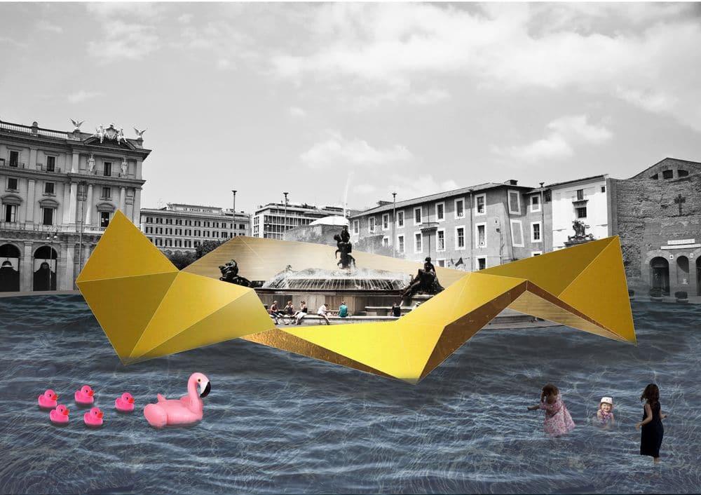 Piazza della Repubblica by SIMOSKA ARHITEKTURA + GRUPO H