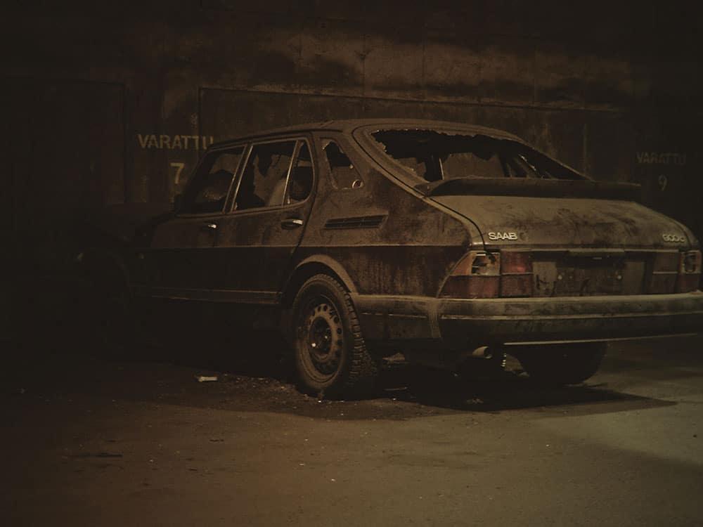 auto da rottamare