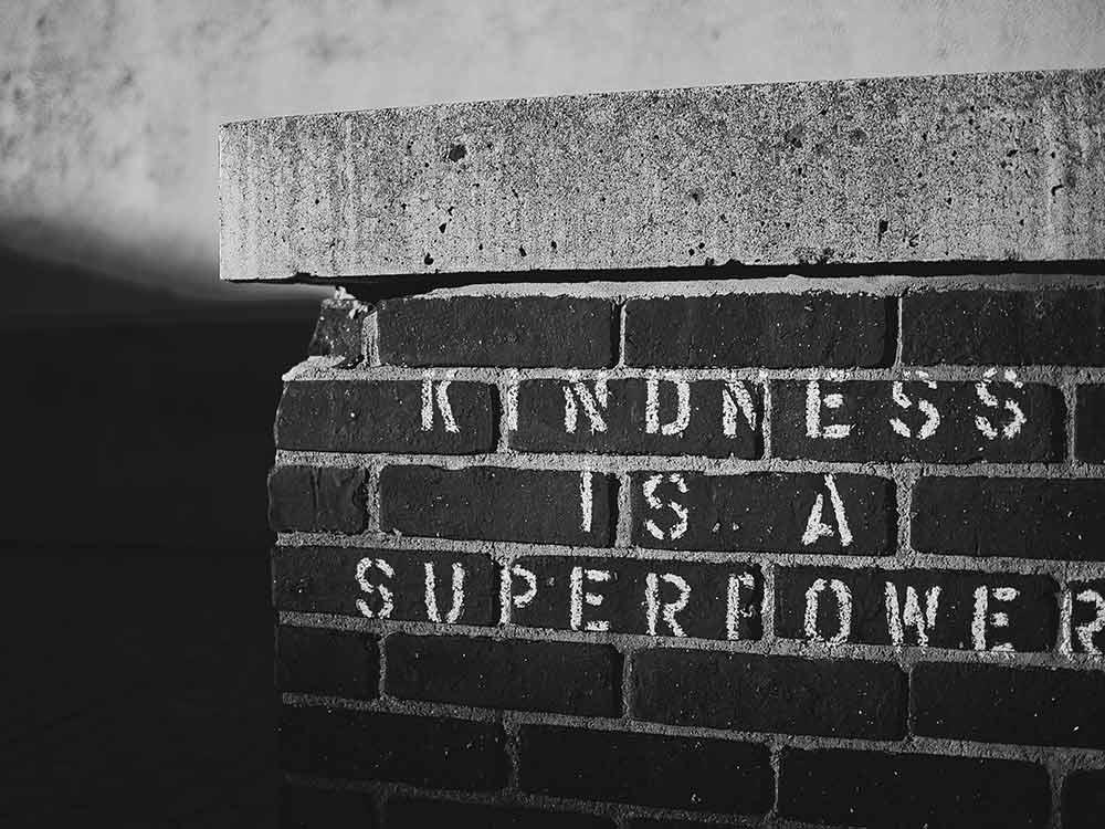 gentilezza come superpotere