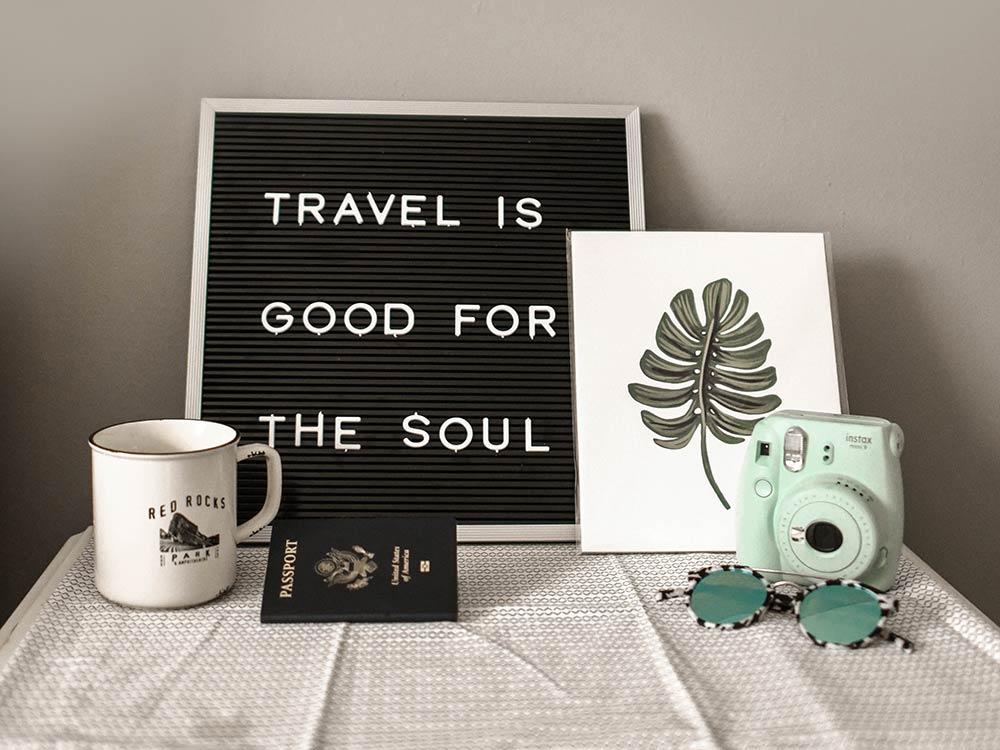 patentino per viaggiare