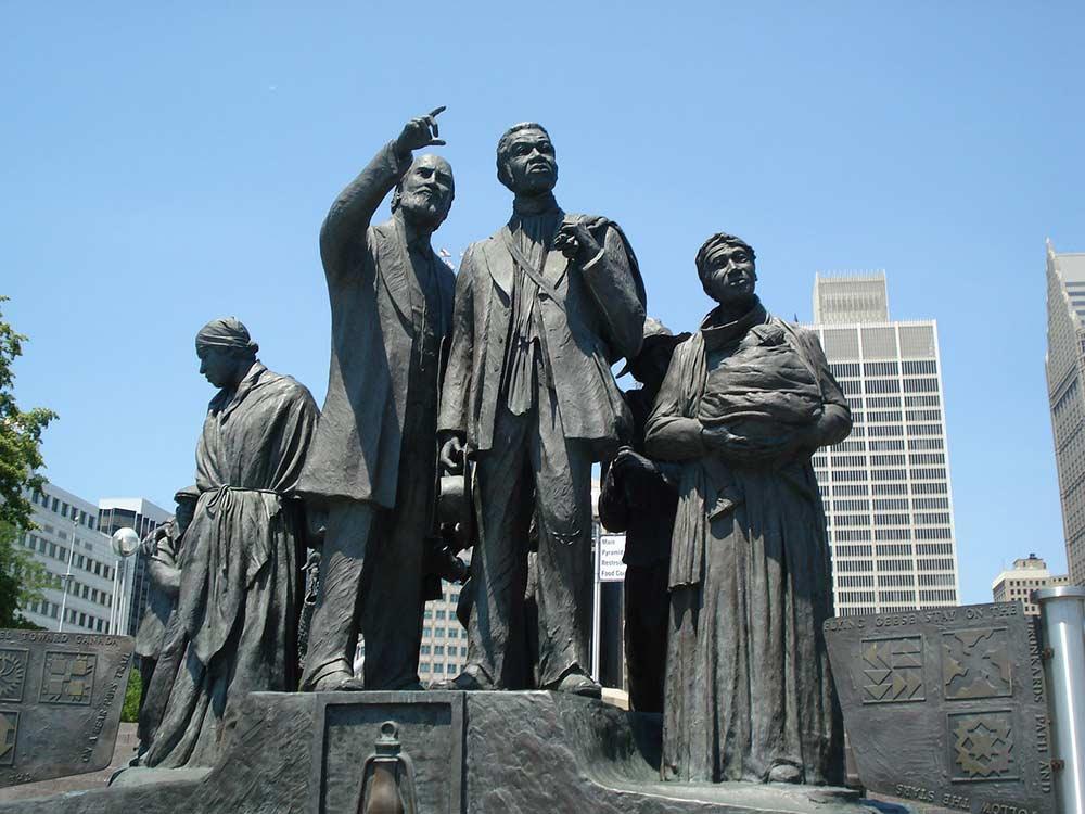 statua schiavi