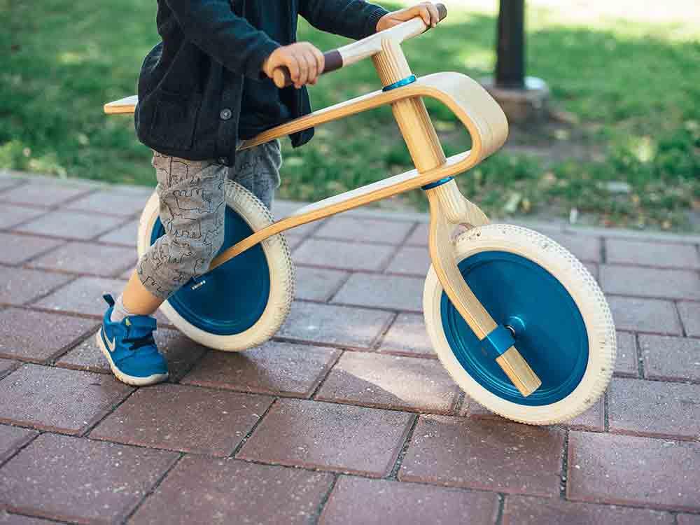 bambino bici