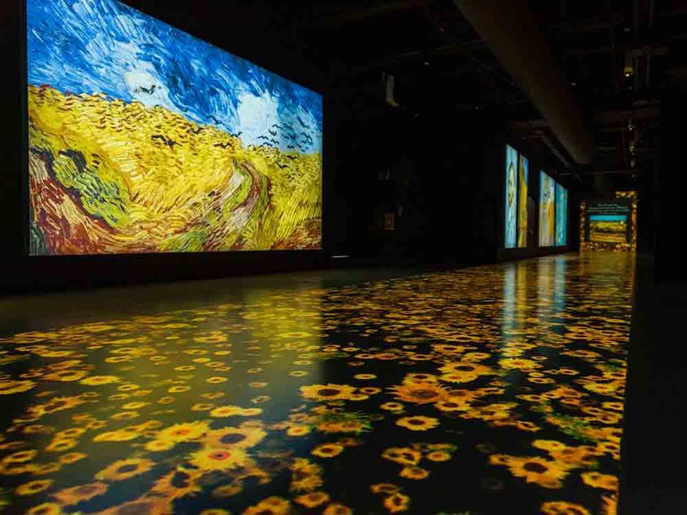 primo museo immersivo permanente