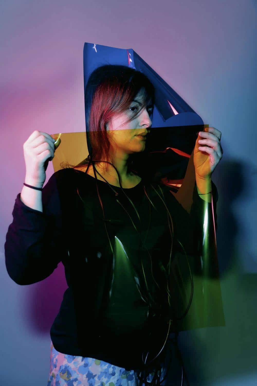 Fotoreportage Vita dietro uno schermo