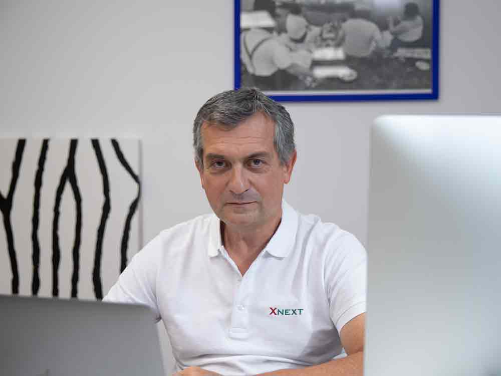 Bruno Garavelli CEO di Xnext