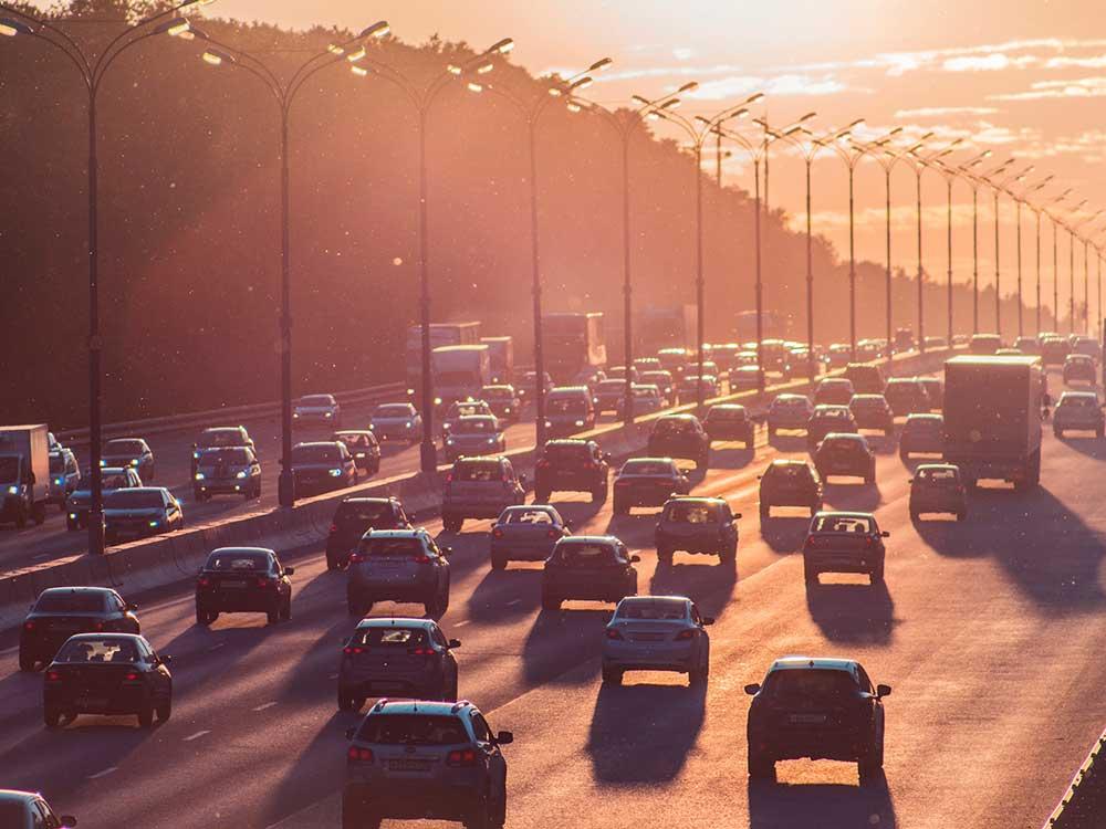 inquinamento automobilistico