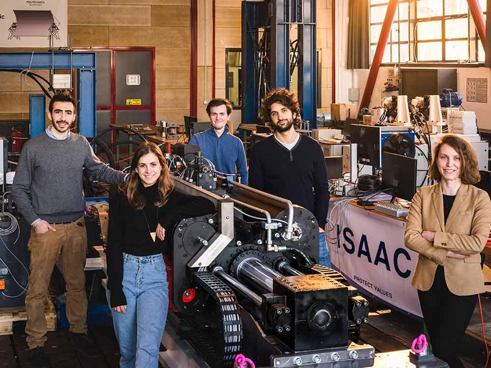 ISAAC I-Pro 1