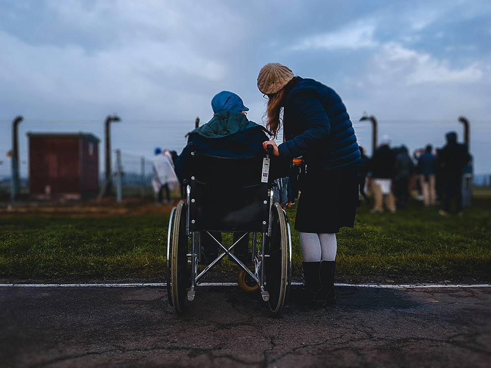 lavoro dei caregiver