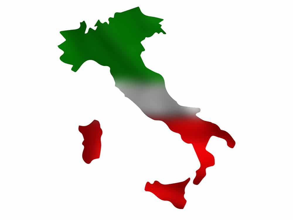 schede didattiche sulla bandiera italiana