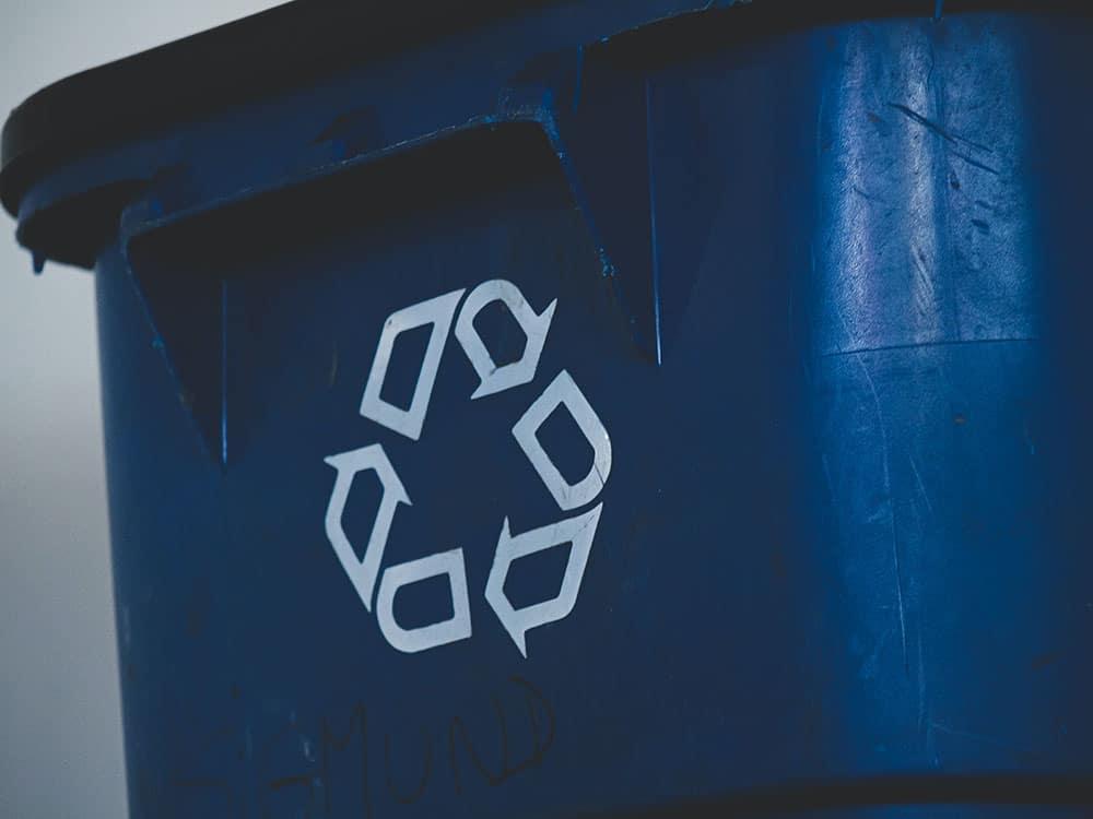 materiali che si possono riciclare