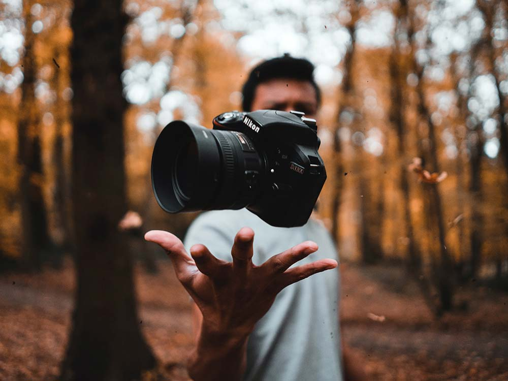 Chi inventò la fotografia