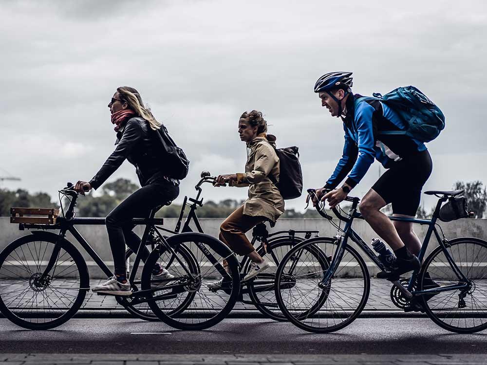 bici in città