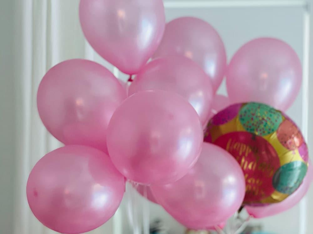 dove finiscono i palloncini che volano in cielo