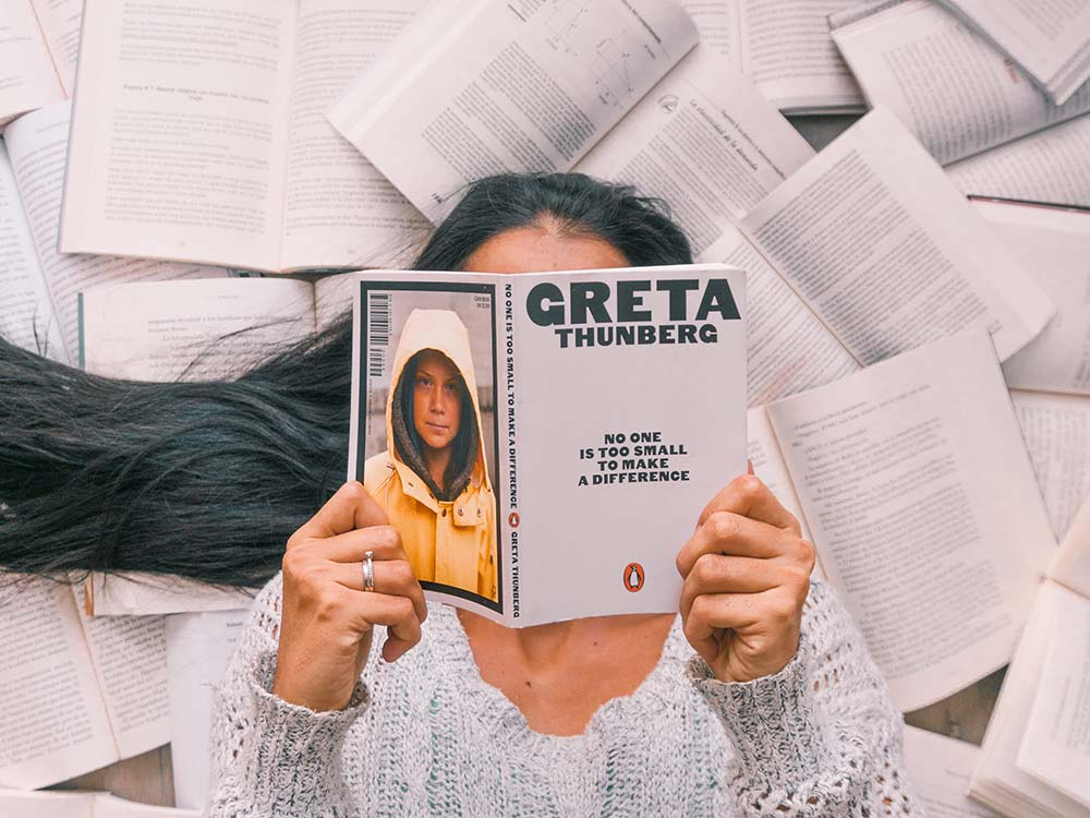 Greta Thunberg libro
