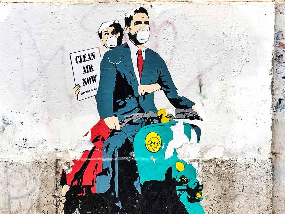 Inquinamento a Roma